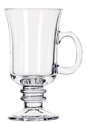 アイリッシュコーヒーには専用のグラスがあります