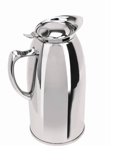 Eastern Tabletop 7510 Stainless Steel Insulated Beverage Server, 10-Ounce, 0.3-Liter