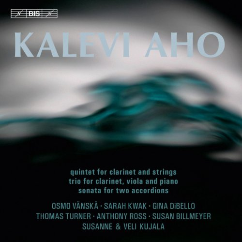 Buy Aho: Clarinet Quintet - Trio for Clarinet, Viola and Piano - Sonata for 2 Accordions From amazon