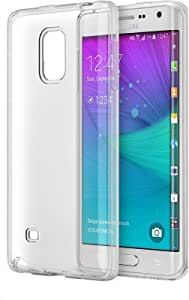 D'clair Combo Transparent Back Case Cover and 4GB Micro SanDisk Memory Card f...