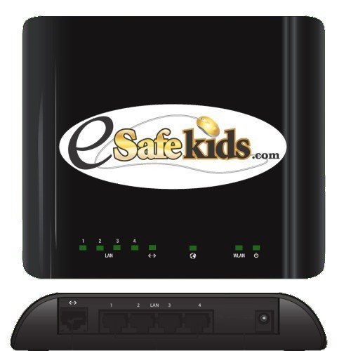 eSafekids Parental Control and Internet Monitoring Device