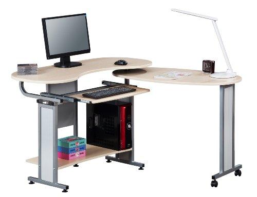Variante ceppo scrivania S-213 Acero