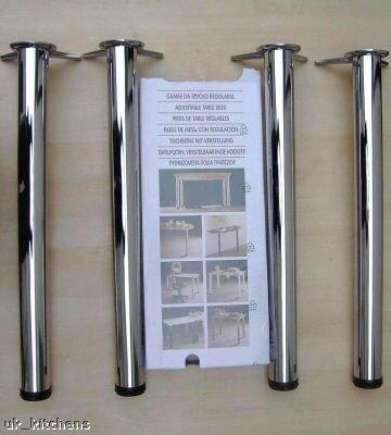 Adjustable table legs - Kitchen Accessories