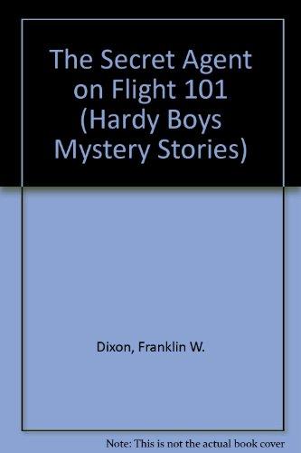 The Secret Agent on Flight 101 (Hardy Boys, Book 46) PDF
