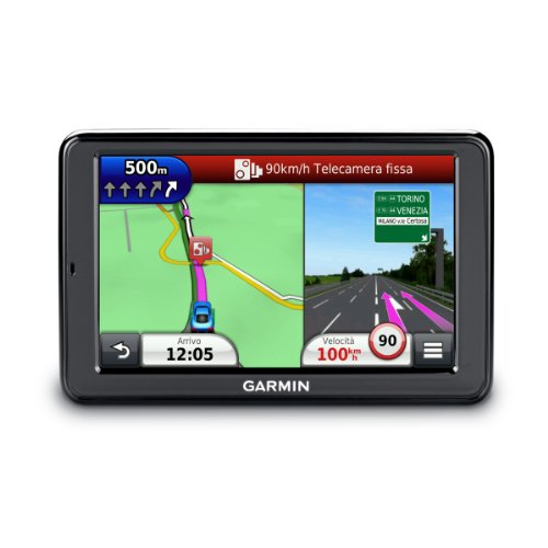 Garmin nüvi Western Europe, 5″, Mappa Europa Occidentale 24 paesi,…
