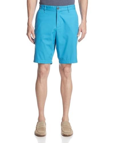 Original Penguin Men's Solid Shorts, Vivid Blue, 34