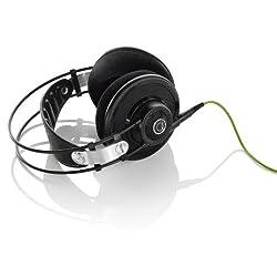 【国内正規品】 AKG オープンエアヘッドフォン Q701BLACK Q701BLK