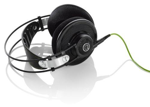 AKG オープンエアヘッドフォン Q701BLACK Q701BLK