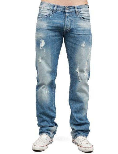 Japan Rags 950 Kaiko Straight Blue Man Jeans Men - W38