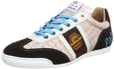 Pantofola d'Oro FORTEZZA AUTENTICO CROCCO LOW 06040652.13X, Herren Sneaker, Beige (Champagne), EU 41