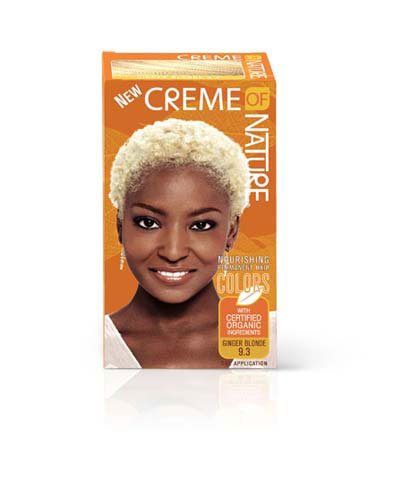 Creme of Nature Nourishing Permanent Hair Color: 9.3 Ginger Blonde