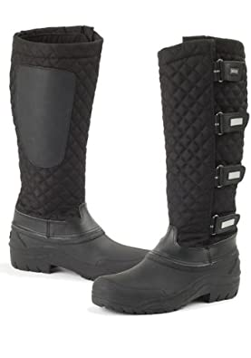 Ovation Ladies Fashion Blizzard Boots Ovation Blizzard Winter Rider