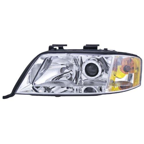 Hella 007822051 Audi A6/A6 Quattro Driver Side Headlight Assembly