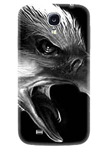 Spygen Premium Quality Designer Printed 3D Lightweight Slim Matte Finish Hard Case Back Cover For Samsung I9500 Galaxy S4