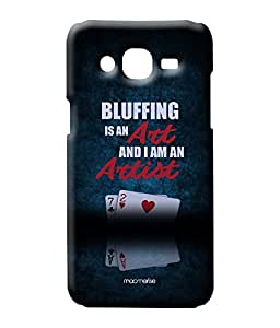 Art of Bluffing - Sublime Case for Samsung J5