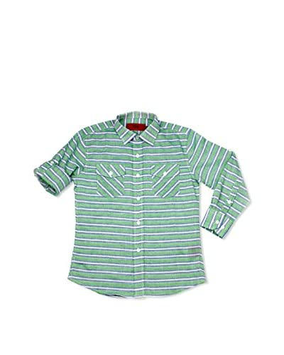 Elie Balleh Kid's Slim Fit Shirt