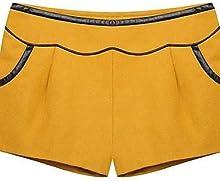ZY Mujer Trend todos los Match extremo cilíndrico Wollen-Pantalones (más colores)