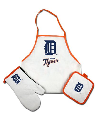 Detroit Tigers Tailgate/Bbq Set By Mcarthur
