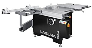 Laguna Tools Sliding Panelsaw P12|4 Panel Saw - Table Saw ...