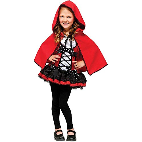 Sweet Red Riding Hood Kids Costume