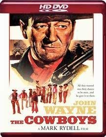 The Cowboys [HD DVD] [Import]