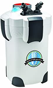 Aquatop CF500UV 5-Stage Canister Filter with UV 9W, 525 gph