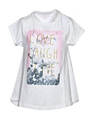 girls pepito top WHITE 7-8 Y