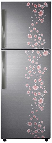 Samsung RT27HAJSALX/TL 253 Litres 3S Double Door Refrigerator (Orcherry Peach)