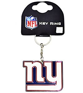 York Giants NFL Schlüsselanhänger Schlüsselring Schlüsselband Key Ring by all4yourparty