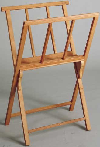 Mabef MBM-38 Folding Wooden Print Rack