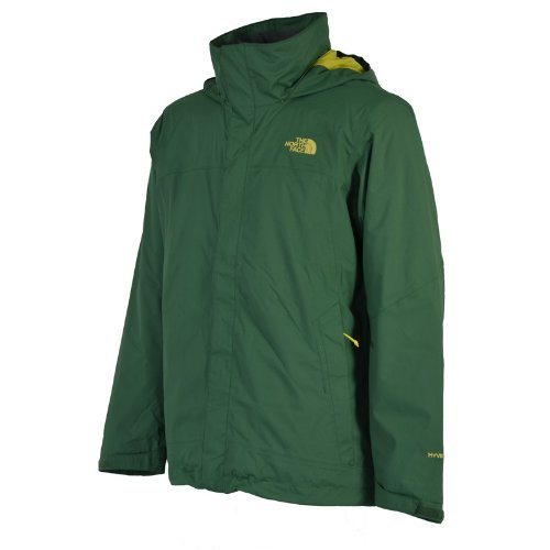 The North Face Herren Winterjacke Intersport Kadira Nottinham Green Sondermodell Jacke günstig online kaufen