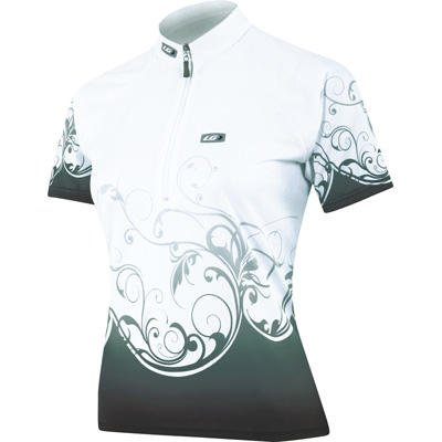 Buy Low Price Louis Garneau 2009 Women's Reef Clydesdale Short Sleeve Cycling Jersey – White – 9820439-98D (B001OTJ3HW)
