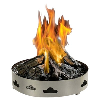 Napoleon Patioflame Outdoor Fire Pit   GPF With Glo Cast Logs