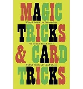 [(Magic Tricks & Card Tricks)] [Author: Wilfrid Jonson] published on (November, 2011)