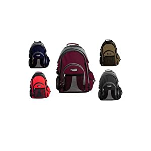 AirPacks Ergonomic Backpack by Core - Large- Black
