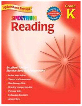 Spectrum Reading Gr K - 1