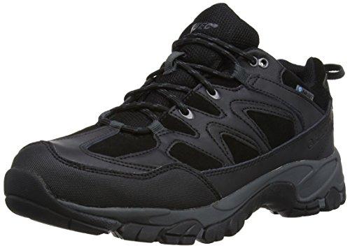 Hi-Tec - Scarpe da escursionismo uomo, colore nero, taglia 45 EU