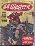 img - for .44 WESTERN Magazine: April. Apr. 1948 book / textbook / text book
