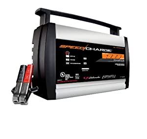 Schumacher SC-1000A-CA SpeedCharge 6V/12V 10 Amp Battery Charger/Maintainer