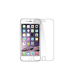 iPhone 6S Screen Protector -Combo Pack of 2 , VACK Tempered Glass Screen Protector For iPhone 6 6S [3D Touch Compatible] 0.2mm Screen Protection Case Fit 99% Touch Accurate -Clear