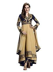 khazanakart designer Georgette Dress Materials For Women