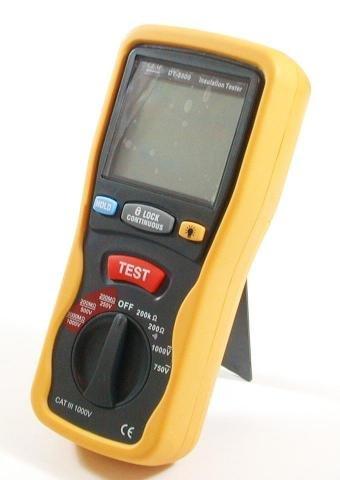CEM DT-5500 Digital Insulation Tester