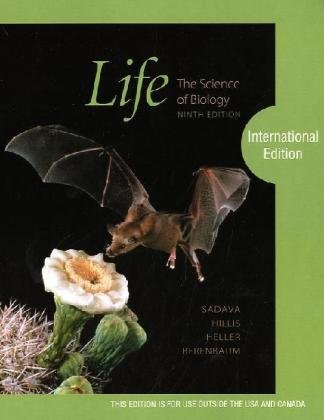 Life: The Science of Biology: The Science of Biology, International Edition