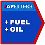 OIL FUEL FILTER SERVICE KIT Mitsubishi L 200 2.5 TD 4WD Pickup K__T [1986-2006]