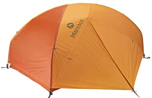 Marmot Aura 2 Person Tent - Pale Pumpkin/Terra Cotta