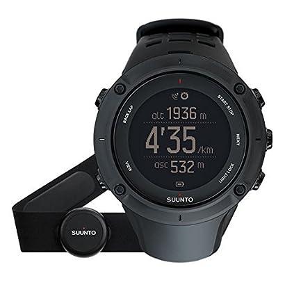 b345ac9a4ce Suunto Ambit3 Peak GPS Heart Rate Monitor Black