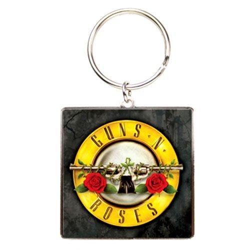 Portachiavi in metallo Guns'N Roses