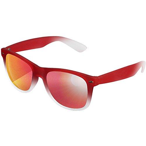 Occhiali da sole MasterDis Likoma Fade Mirror Red/Red
