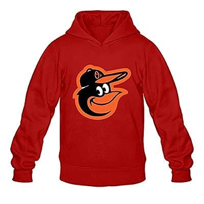 Baltimore Orioles VAVD Man's 100% Cotton Hoodies