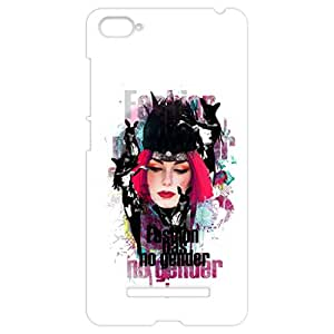 a AND b Designer Printed Mobile Back Cover / Back Case For Xiaomi Mi 4c (XOM_4C_3D_2372)
